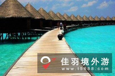 有一种蓝叫马尔代夫蓝,海陆空探寻美景