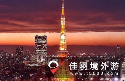 东京旅游不知道如何玩,旅游攻略告诉你!